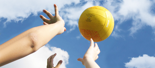 Iniciación al voleibol