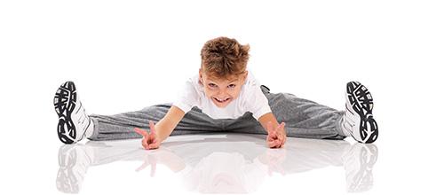 Pilates Infantil